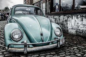 VW Kever sur
