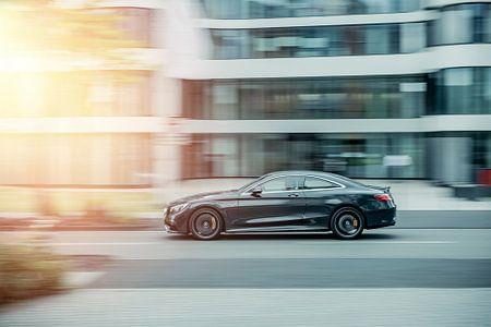 Mercedes Benz Brabus van Sytse Dijkstra