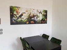 Klantfoto: Aural van Jesper Krijgsman, op canvas