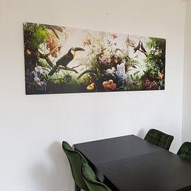 Kundenfoto: Aural von Jesper Krijgsman, auf leinwand