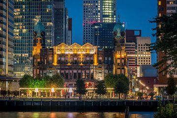 Hotel New York van