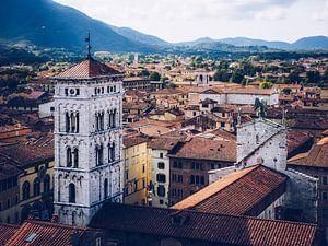 Lucca (Toscane) van Alexander Voss