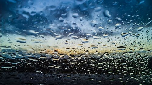 Rainy sunset von rosstek ®
