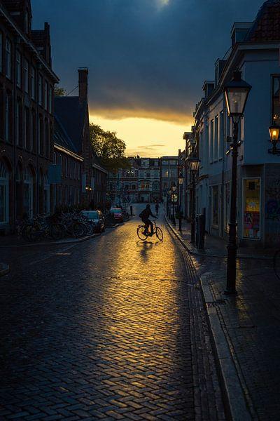 Utrecht - Op weg naar huis van Thomas van Galen
