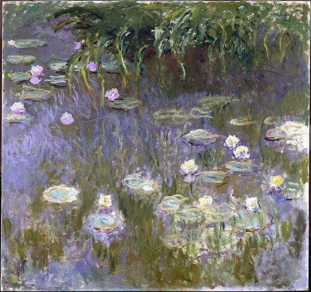 Waterlelies (serie), Claude Monet van The Masters