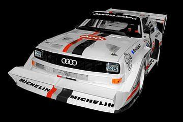 Audi Sport quattro S1 Pikes Peak