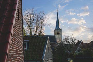 Martinikerk in Franeker van Steven Otter