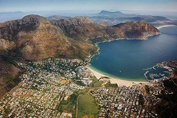 Cape peninsula aerial view IV - Hout Bay van Meleah Fotografie
