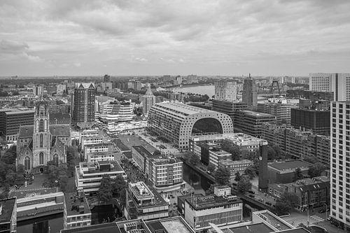 De Markthal in Rotterdam van MS Fotografie