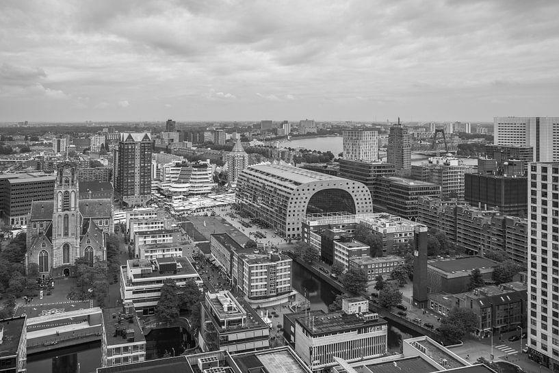 Die Markthalle in Rotterdam von MS Fotografie | Marc van der Stelt