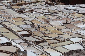 Salzbergwerk, Peru von Berg Photostore