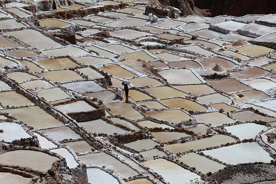 Zoutmijn Peru