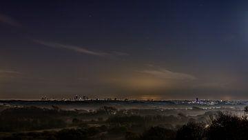 Den Haag bij nacht van Foto's van ChrisTettero.nl