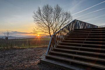 Sonnenaufgang von Heinz Grates