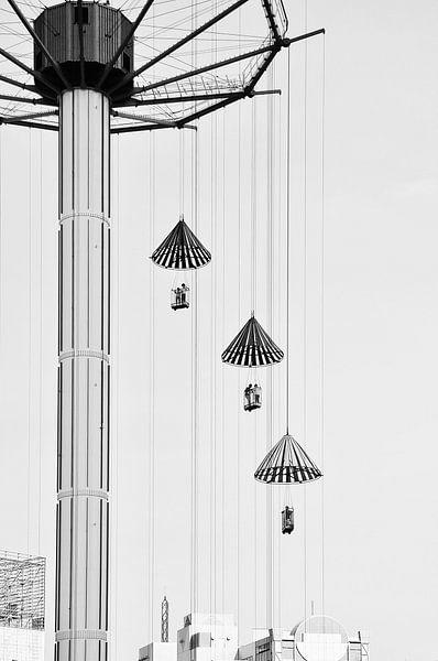 De parasol vlucht van Bram Busink