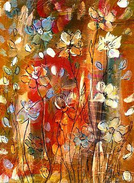 tot bloei komen van Claudia Gründler