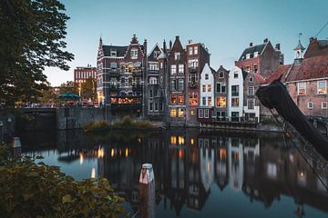 Vintage Rotterdam van