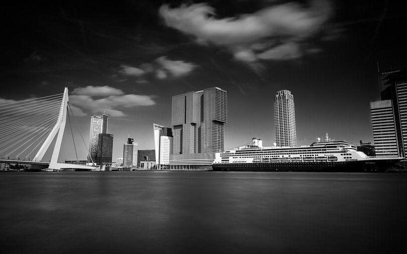 De Rotterdam Wilhelmskade Rotterdam von Joram Janssen