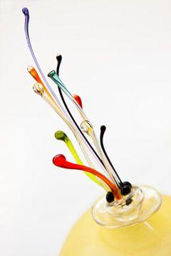 Glas kunst van Guido Akster
