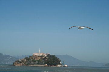 Alcatraz island von Karen Boer-Gijsman