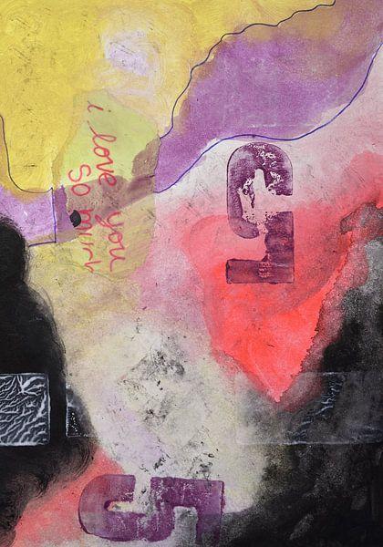 Love U so much von Elena Krafft
