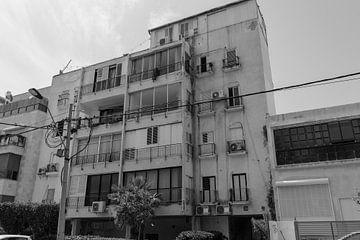 Bauhaus stijl in Tel Aviv van Bart van Lier