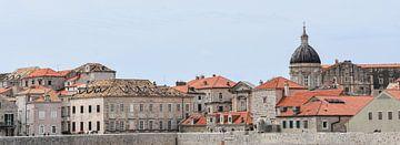 Panorama Dubrovnik van Gonnie van Hove