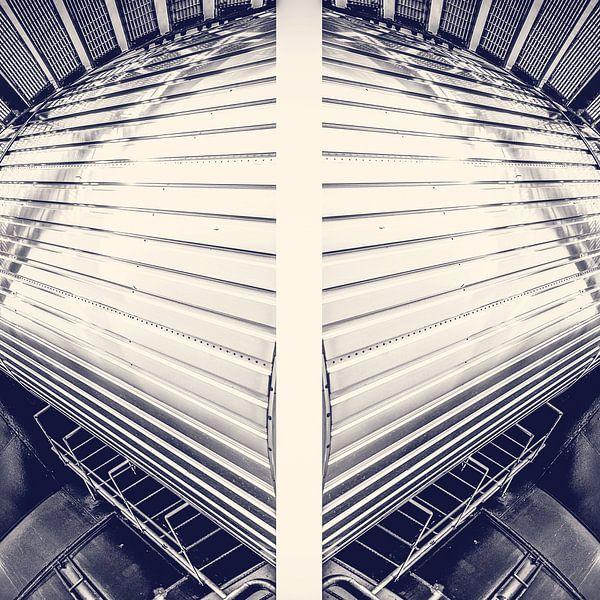 Ar(t)chitectuur #2 van Cristel Brouwer