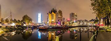 Oude Haven Rotterdam van Glenn Nieuwenhuis