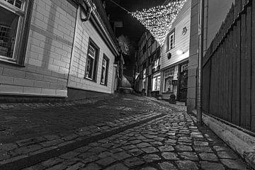 Streetfotografie Monschau von Gottfried Carls