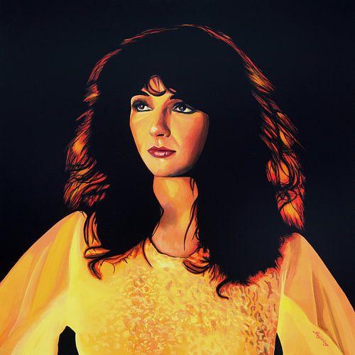 Kate Bush Schilderij