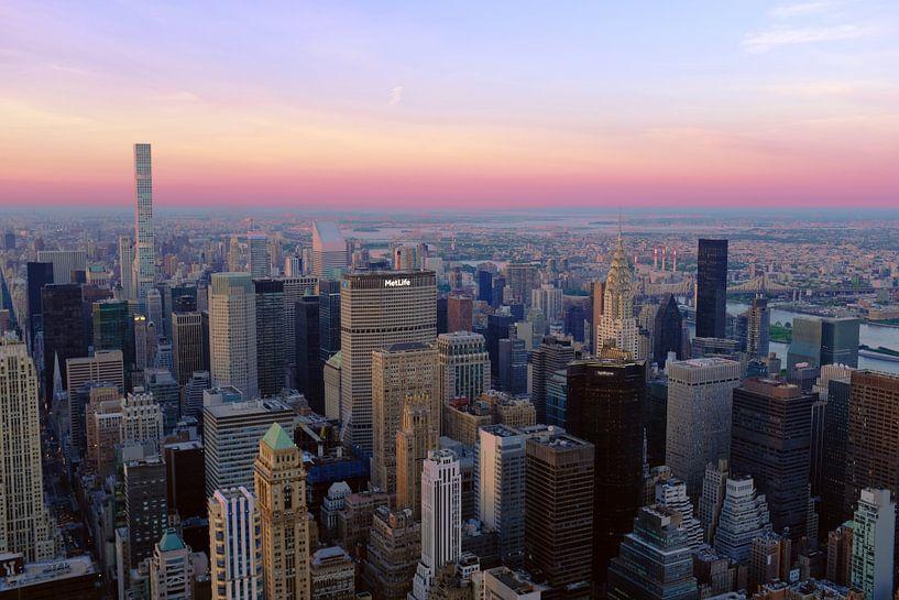 New York City Panorama sur Roger VDB
