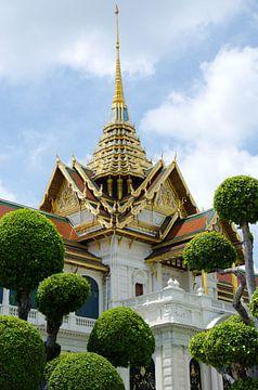 King's Grand Palace in Bangkok, Thailand van Maurice Verschuur