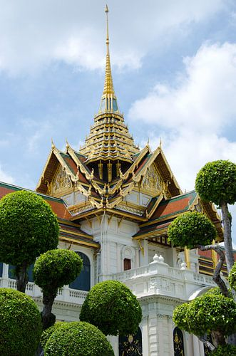 King's Grand Palace in Bangkok, Thailand van