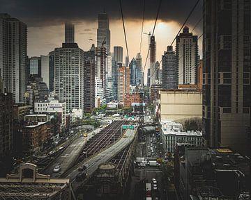 New-York-Vibes von Dennis Donders