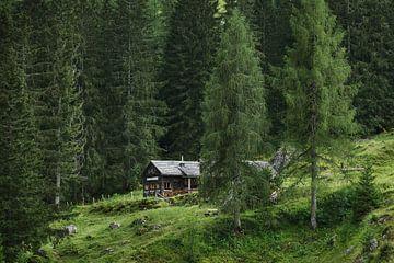 Wunderschön gelegene Berghütte in Oberösterreich von Melissa Peltenburg