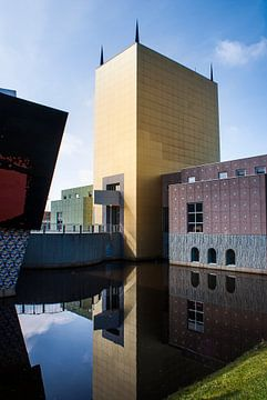 Groninger Museum sur Groningen Stad