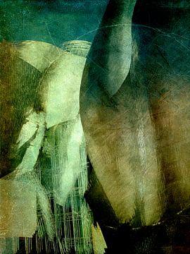 Impressionistisches Bild des Guggenheim in Bilbao von Saskia Nelissen