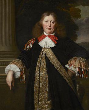 Porträt eines Bürgermeisters, Bartholomeus van der Helst von