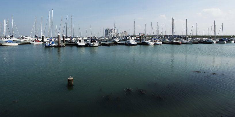 haven van Breskens van Yvonne Blokland