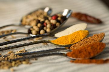 Kruiden en specerijen #1 van Jelte Bosma