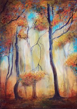 autumnfeast..herfstfeest sur Els Fonteine