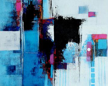 Uit de serie: Turquoise van Claudia Neubauer