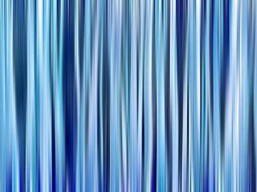 Hint of Denim (Bandes bleues aux couleurs du Denim) sur Caroline Lichthart