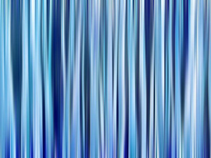 Hint of Denim (Blauwe Strepen in Denimkleuren) van Caroline Lichthart
