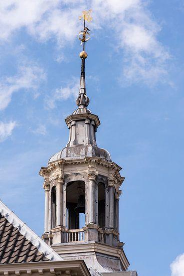 Torentje van de Korenbeurs in Schiedam