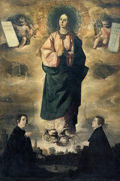 Unbefleckte Empfängnis, Francisco de Zurbarán - 1632