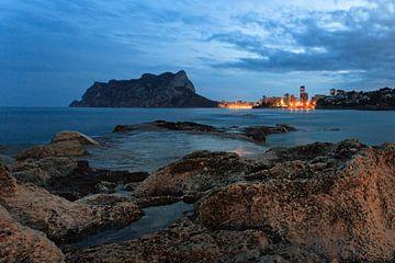Calpe, Spanje van Peter Bolman