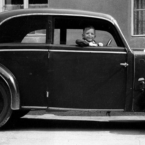 Kleine Chauffeur jaren '30