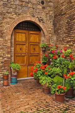Toskana, Italy van Gunter Kirsch